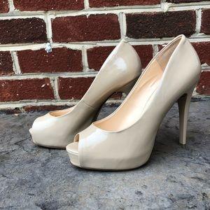 Guess platform heels size 8.5